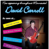 Promo Poster for David Carroll